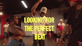 "Afrika Bambaataa - ""Looking For The Perfect Beat"" 