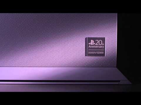 PS4 20th Anniversary Edition Unboxing With Historical Overview
