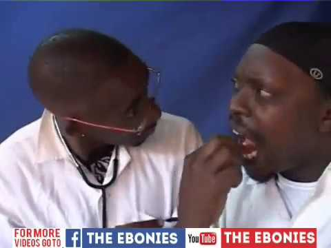 DENTIST WHOOPS PATIENT (Uganda drama) video