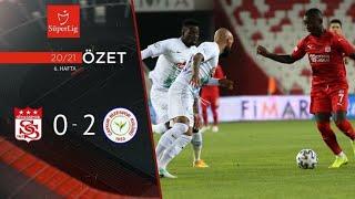 DG Sivasspor / Rizespor Maçı