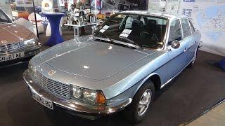 1967 - 1977 nsu ro 80 - retro classics stuttgart 2017