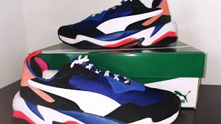 Sneaker Unboxing: Puma Thunder Spectra Surf The Wed