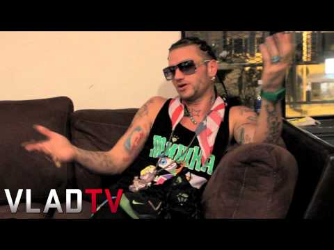 Riff Raff Details Admiration for Vanilla Ice