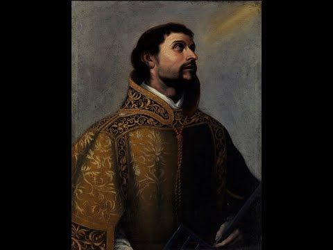 St. Lawrence (Feast Day 10 August) -  Burn with the Love of God