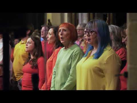The Good Vibe Choir - Brighton