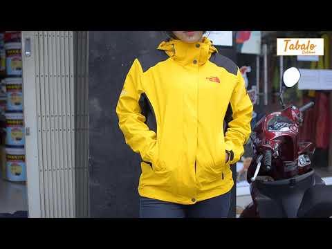 Áo The North Face Rain Jacket 2018