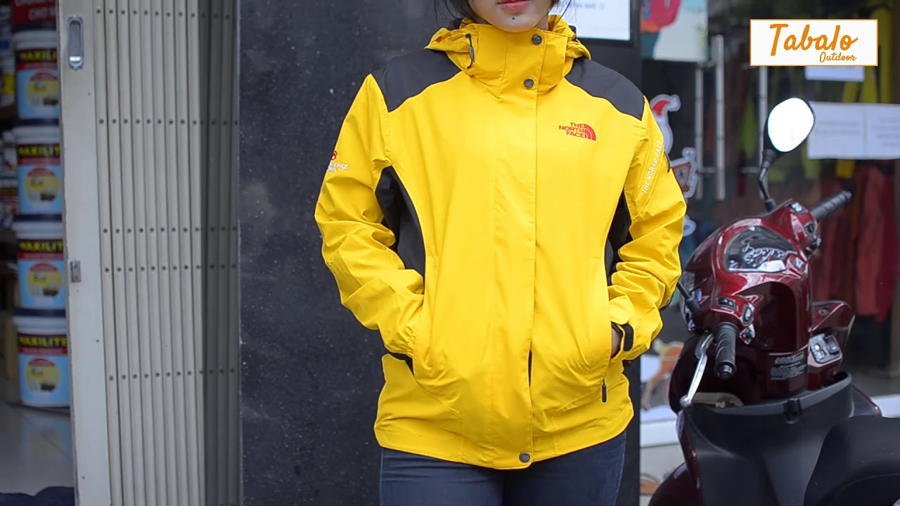 Áo The North Face Rain Jacket 2018