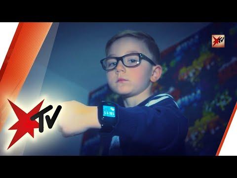 Kinder-Smartwatches mit geheimer Abhörfunktion - die ganze Reportage | stern TV (22.11.2017)