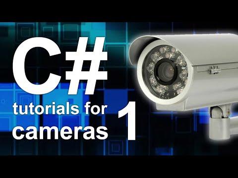 C# camera tutorial #1 - What is ONVIF?
