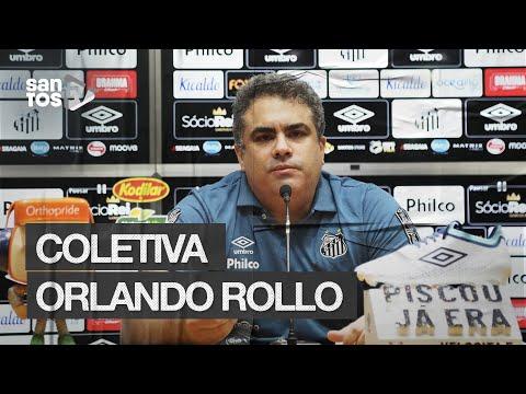 ORLANDO ROLLO | COLETIVA (29/09/20)