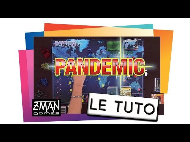 PANDEMIC - Le Tutoriel