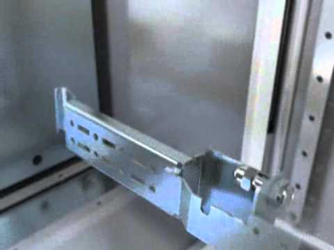 AE Interior Installation Using TS8 Accessories