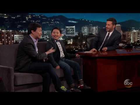 ◀ EasyBuyStuff ▶ Jimmy Kimmel - Ken Jeong & Albert Tsai on Dr  Ken