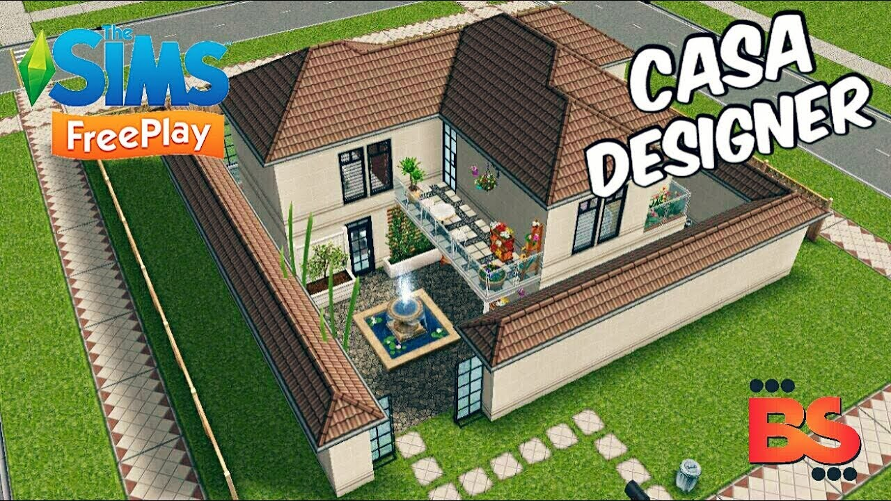 The Sims Freeplay: Casa Designer | Bruno Souzah |