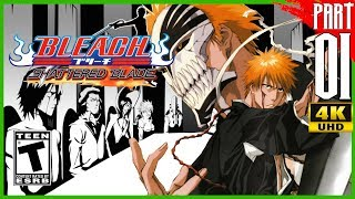 BLEACH: SHATTERED BLADE | Ichigo Story Mode [Dolphin - 4K]