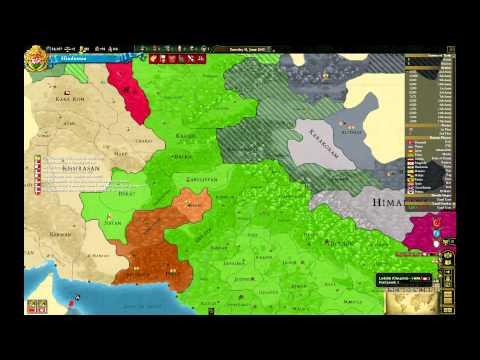 Let's Play Europa Universalis III Divine Wind Delhi Part V: Status Quo