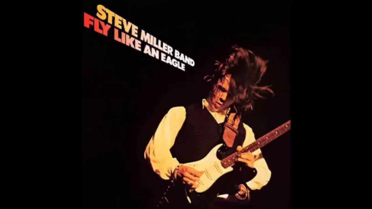 Steve Miller Time Keeps On Slippin