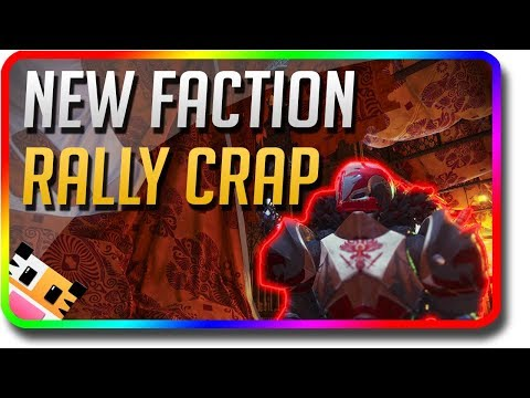 Destiny 2 - NEW Faction Rally & Graviton Lance Catalyst (June 5 Weekly Reset, Powerful Gear)