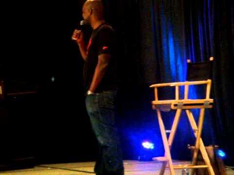Rick Worthy about BSG NJCON 2011