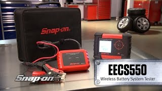 Snap-on EECS550 Battery Tester | Snap-on Tools