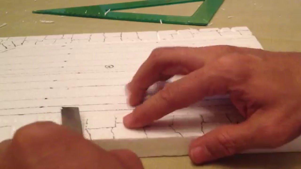 Como hacer casa en icopor para el pesebre parte 1 youtube Modelo de viviendas para construir