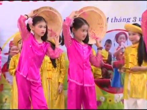 [2016][GIÁO DỤC] ngày hội học sinh tiểu học tại trường tiểu học số 3 Nam Lý - Đồng Hới - Quảng Bình