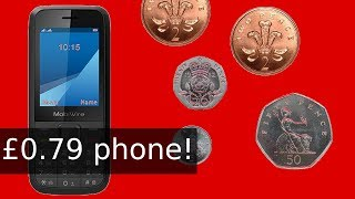 £0.79 PHONE! (MobiWire Pictor Review)