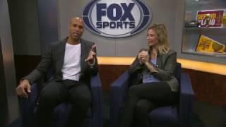 RJ not impressed with Channing Frye's storytelling | FOX SPORTS OHIO