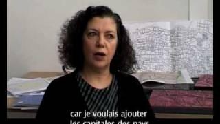 """A propos de """"Suspendu"""" de Mona Hatoum (extrait)"""