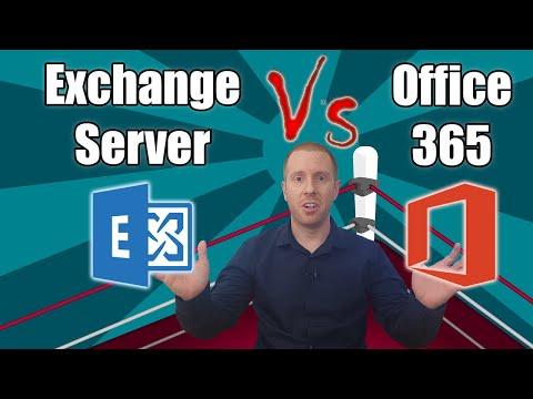 Exchange Vs Office 365