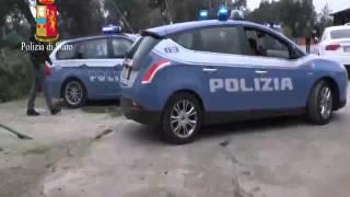 Droga, prostituzione, estorsioni e truffe, 31 arresti