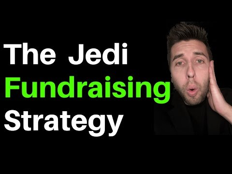 Jedi Strategy to Fundraise Equity for Biz & Real Estate Acquisitions