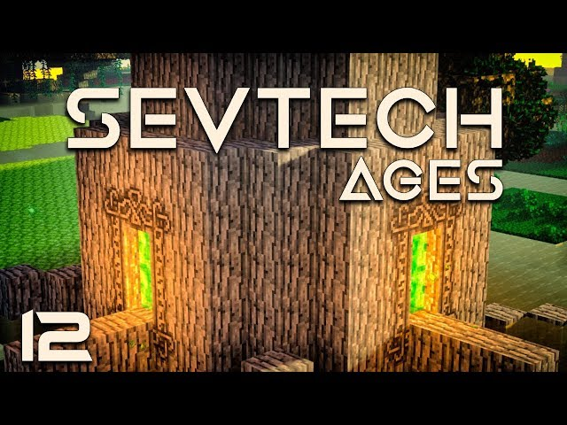 SevTech: Ages EP12 The Betweenlands + Tinkers Tools