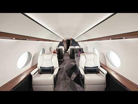 Limitless Customization: Gulfstream Interior Possibilities