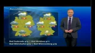 YouTube Kacke: Das Wetter am Soostag