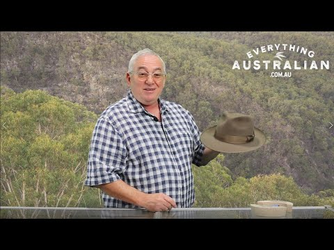 How To Stretch An Akubra Hat Youtube