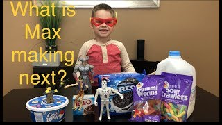 Easy Gummy Worms in Dirt fun Baking with Coco Movie Characters, Roblox and Steppenwolf!