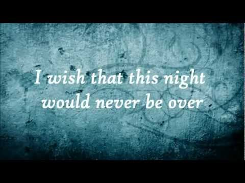 Never Close Our Eyes - Adam Lambert (Lyrics)