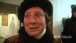 Балет Шерлок Холмс отзывы, театр Сац 22.12.12