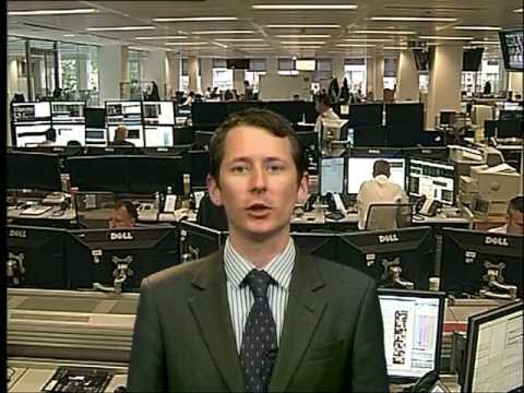 City Index Market Update 30th July 2012 with Nick Holloway