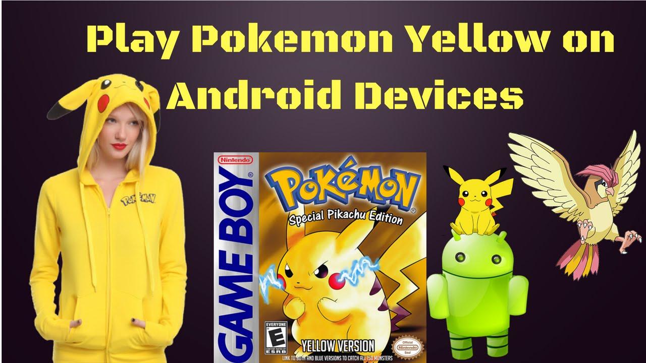 How to download pokemon yellow emulator visual boy advance pc.