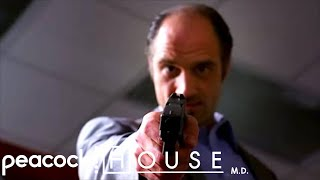 When House Gets Shot House M.D.