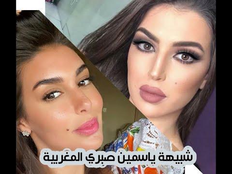 شبيهة ياسمين صبري المغربية: تعرفوا على عارضة الأزياء سكينة الرحباني