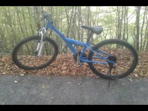 Bisikletimi Tanıtım!!!! BYOX