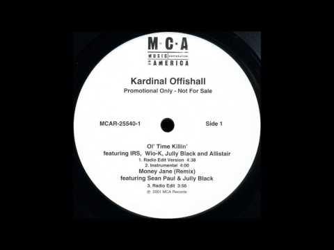 Kardinal Offishall - Ol' Time Killin' (Instrumental)