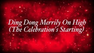 Rend Collective - Ding Dong Merrily On High (The Celebration