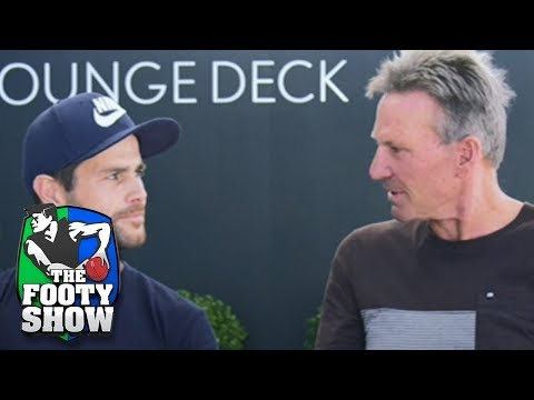 Trent Cotchin on the Tigers post premiership | AFL Footy Show 2018