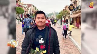 晨光|玩物壮志:铁粉打造迪士尼乐园 童话角色成生命信仰
