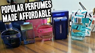 Budget Friendly Perfumes for College Students/Office Goers