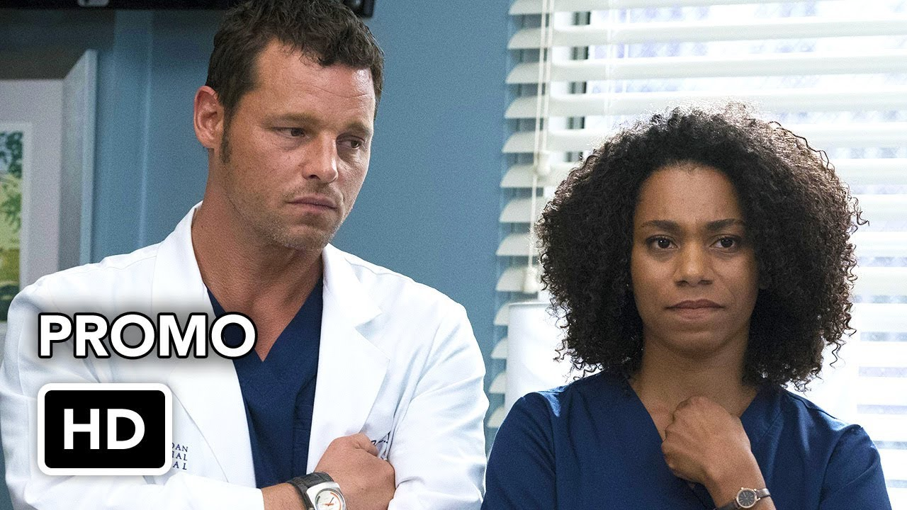 Greys Anatomy 14x04 Promo Aint That A Kick In The Head Hd